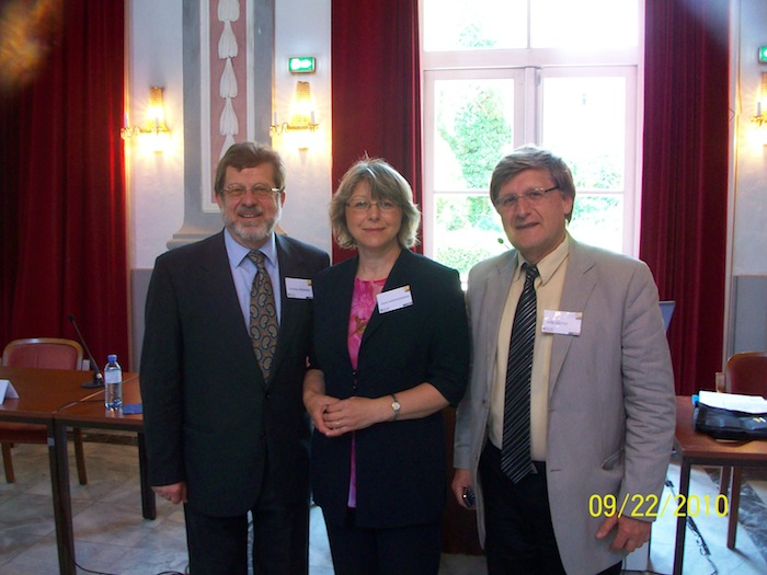 Conference at the University of Graz (Austria)