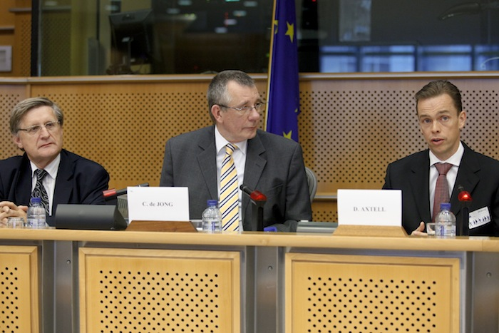 "EP Conference ""Christians in Muslim Lands: The example of Bahrain""(01/2012)"