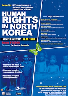 North Korea: Hearing on Human Rights